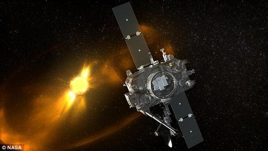 "NASA接到""失联""航天器信号.jpg"