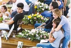 地震过后 意大利设立全国哀悼日