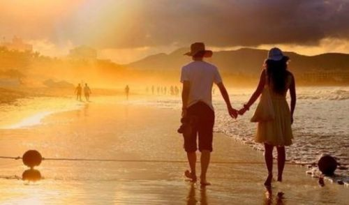 最好的旅行就像是最好的爱情
