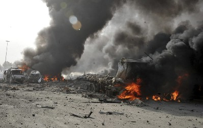 叙利亚爆炸频发 或影响美俄合作