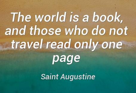 英语中描述旅行的单词