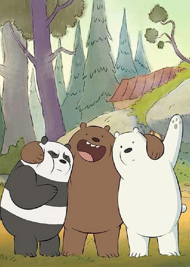 咱们裸熊(mp3 中英字幕) 第68期:拯救洞穴