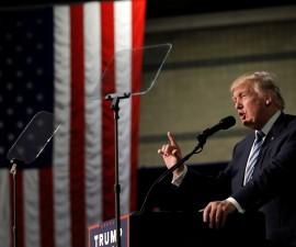为什么美国共和党人会因特朗普引起分歧?