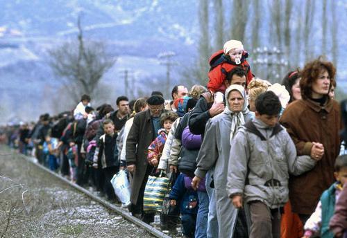 关于难民的定义