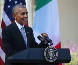 奥巴马驳斥特朗普大选阴谋操纵论