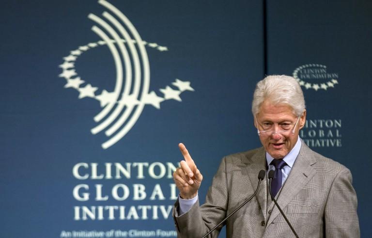 邮件门中关于克林顿基金会利益链的内容有哪些?