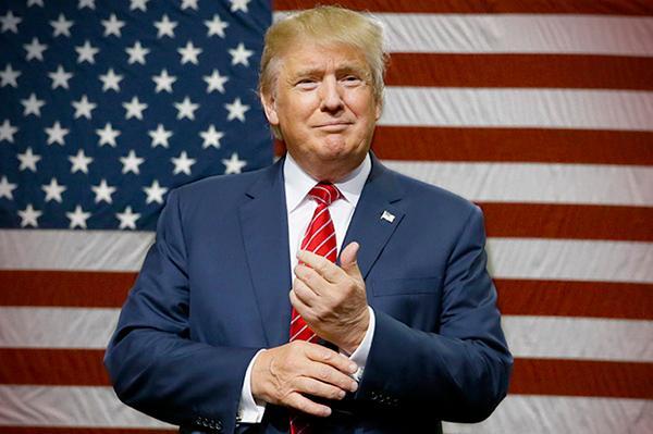 美国总统大选尘埃落定 特朗普发表获胜宣言