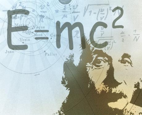 爱因斯坦与质能公式