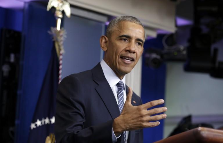 奥巴马畅谈美国总统接任事宜