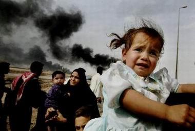 伊拉克人在对抗ISIS过程中展现出了顽强的精神