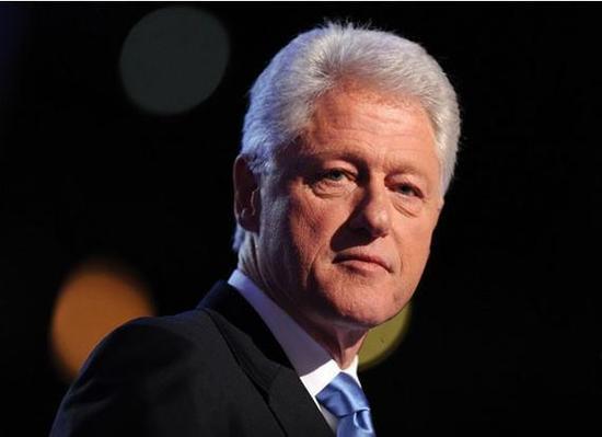 比尔·克林顿为希拉里的助选演讲(13)