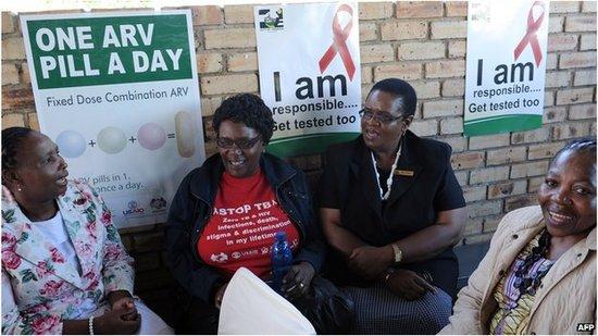 南非展开首个艾滋病疫苗有效性试验.jpg
