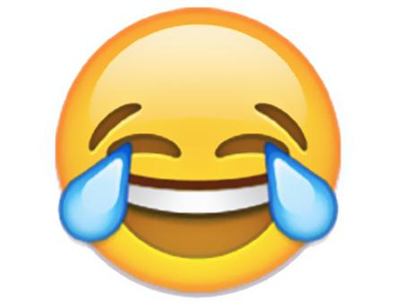 """2016年度最受欢迎表情符号出炉 """"笑哭""""占据榜首图片"""