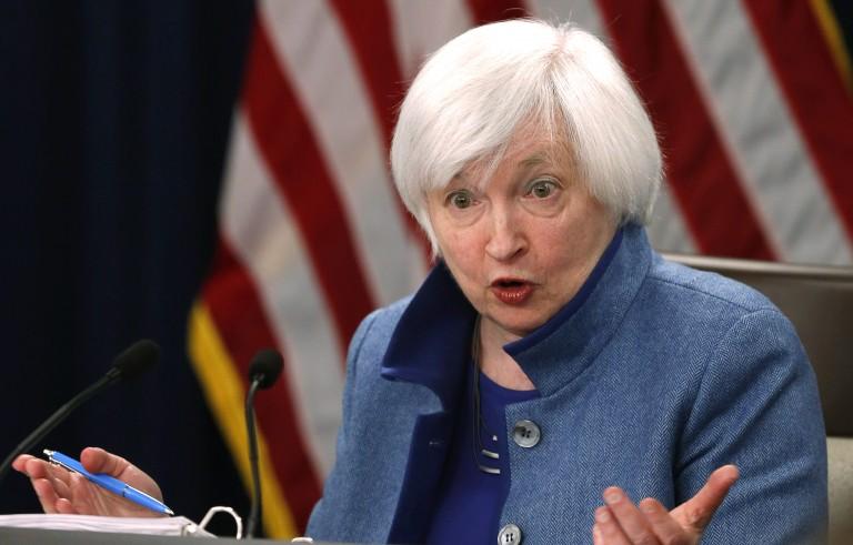 关于美联储上调2017年利率的展望