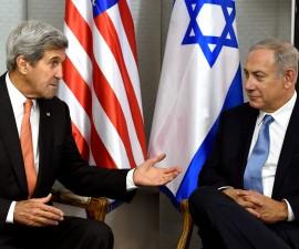 国务卿克里告知以色列 朋友需要告诉彼此残酷的事实