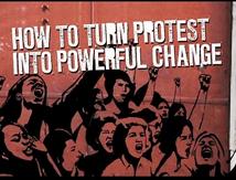 抗议的作用