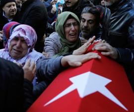 土耳其夜总会遭袭 ISIS宣称负责