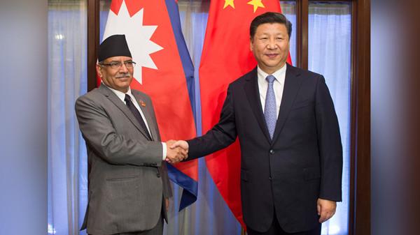 中国尼泊尔将于2017年举行联合军演.jpeg