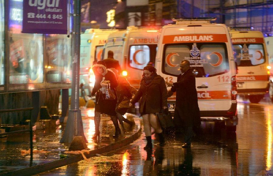 土耳其新年夜袭击案嫌疑人被逮捕.jpg
