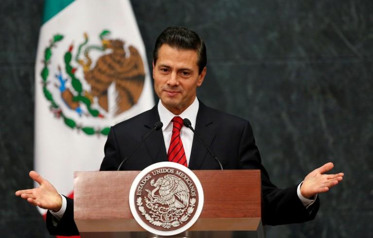 墨西哥总统将与特朗普在华盛顿会见