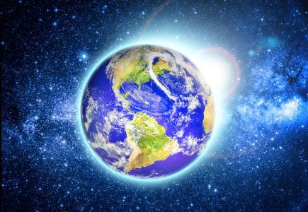 回顾我们的星球