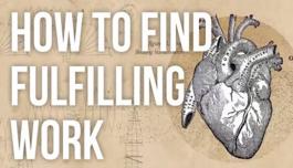 如何找到更充实的工作