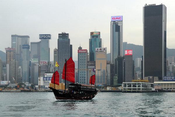 探访珠江上最后的中式木帆船工匠图片