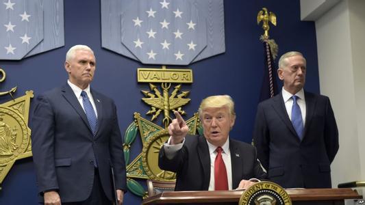 特朗普移民禁令可能交由美国最高法院