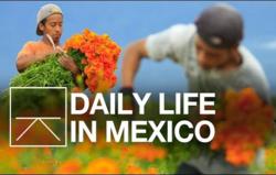 墨西哥人民的贫富状况