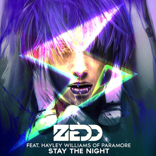 Песня zedd stay the night скачать