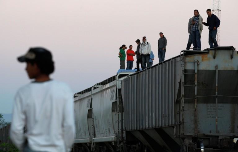 特朗普政府根据新政打击非法移民
