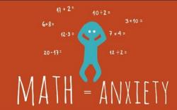 数学焦虑症