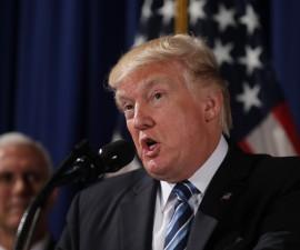 特朗普重新威胁退出北美自由贸易协定