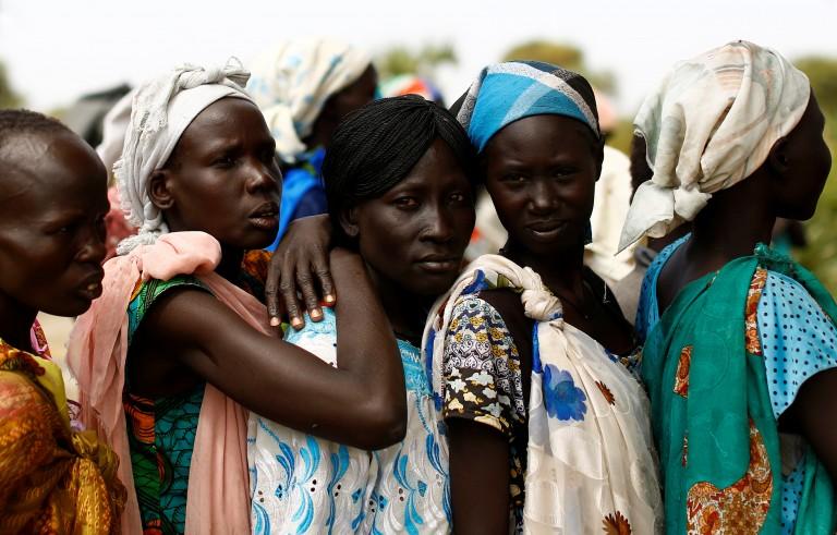 南苏丹数百万人陷入战争引发的饥荒