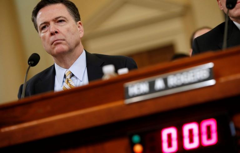 科米遭解雇是否会影响到联邦调查局的工作