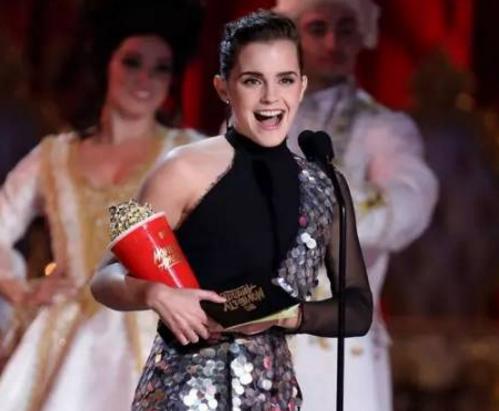 艾玛·沃特森获MTV最佳演员奖项感言