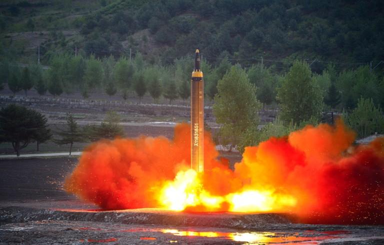 美国方面对朝鲜最新导弹试验的讨论