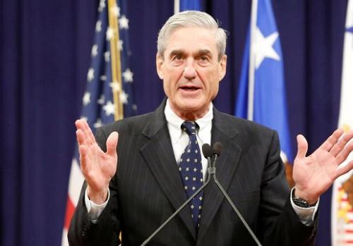 前FBI局长穆勒授命调查俄干预美大选.jpg