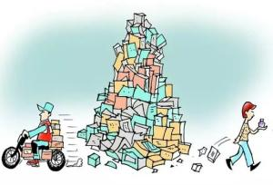 企业将垃圾问题归于消费者?