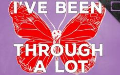 毛毛虫变成蝴蝶