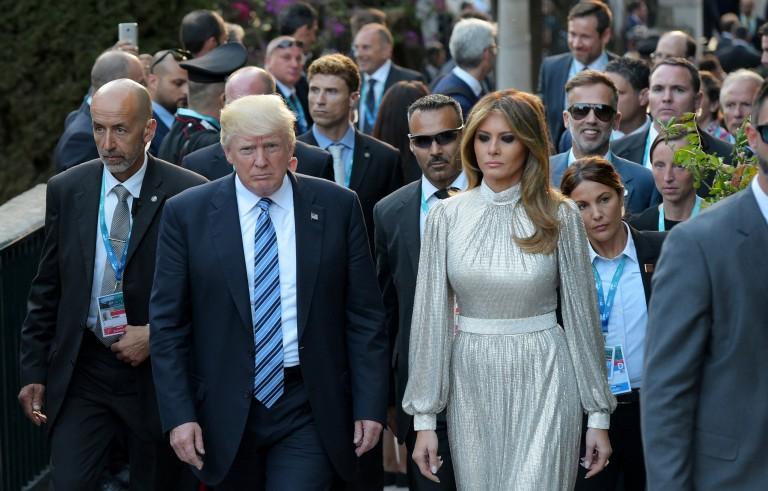 世界各国领导人对特朗普的第一次出访的反应