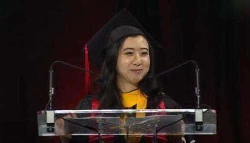 马里兰大学杨舒平辱华演讲引发争议