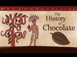 巧克力的历史