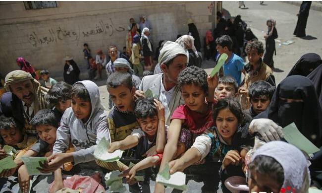 也门爆发全球最严重粮食危机.jpg