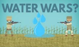 地球上的水的去向