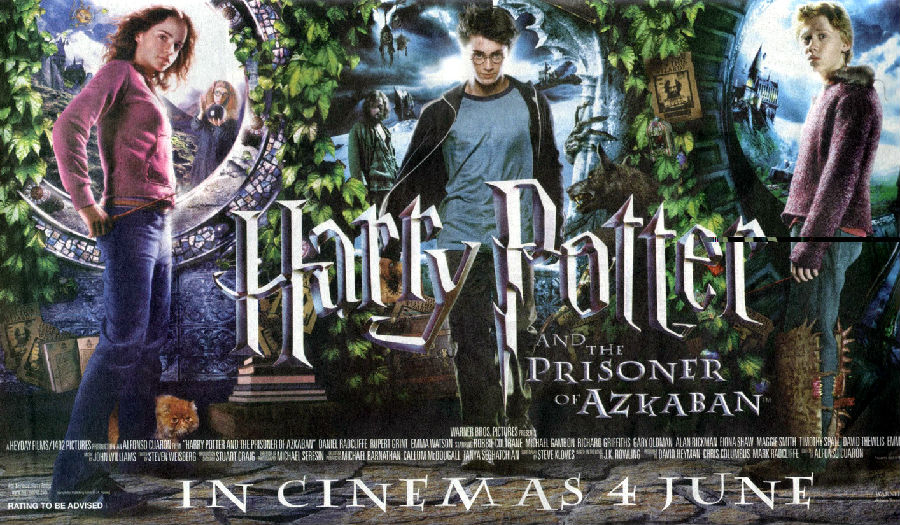 在《哈利波特与阿兹卡班的囚徒》那里,哈利与小天狼星遇到摄...
