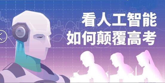 人工智能引热议 机器人高考数学考了105分!