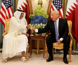美国向卡塔尔出售武器 使海湾争端复杂化