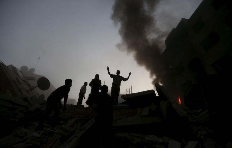 白宫方面警告叙利亚不要再对发动化武袭击
