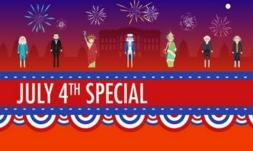 美国独立纪念日的历史